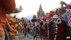 Cadel Evans pobjednik Tour de Francea