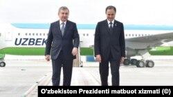O'zbekiston Prezidenti Shavkat Mirziyoyev Turkmanistonda, 2019-yil, 10-oktabr
