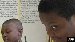 Djaci, kao što su ova deca, dobijaju vaučere koje finansira vlada da pohadjaju privatne škole u Vašingtonu.