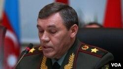 Начальник Генштаба РФ Валерий Герасимов