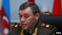 Rusiya Silahlı Qüvvələri Baş Qərargah rəisi Valeri Gerasimov