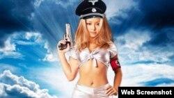 Ngôi sao gốc Việt Tila Tequila từng đăng một bức ảnh trong trang phục Đức Quốc xã trên trang Facebook cá nhân hồi năm 2013.