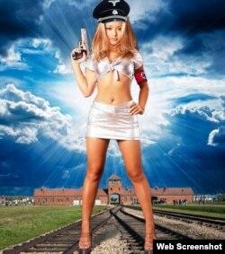 Nữ diễn viên Tila Tequila trong bức ảnh được đăng trên trang facebook cá nhân năm 2013. (Ảnh chụp màn hình trang web E! Online).
