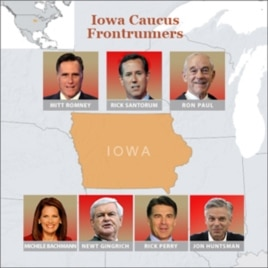 Iowans Prepare for First Presidential Selection Event