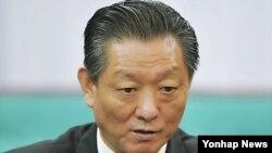 북한의 송일호 북일 국교정상화 교섭담당 대사(자료사진)