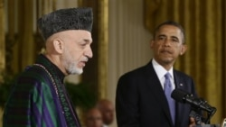 Obama And Karzai Meet
