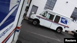 اتومبیل سرویس پست آمریکا- آرشیو