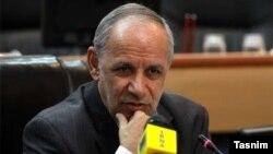 جمشید انصاری رئیس سازمان امور اداری و استخدامی ایران