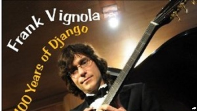 Guitar Virtuoso Frank Vignola Pays Tribute on '100 Years Of Django'