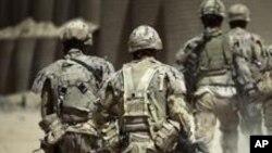 مسلح شخص کی فائرنگ سے افغانستان میں دو امریکی فوجی ہلاک