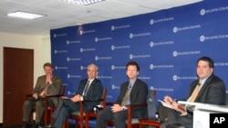 在大西洋理事會討論會上﹐多為專家對美調整亞洲戰略作出分析。