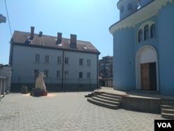 Hram Hrista Carja Banja Luka