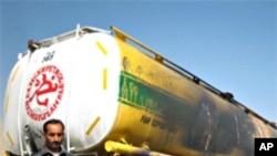 خیبر ایجنسی: نیٹو کے دو آئل ٹینکر تباہ