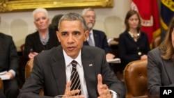 صدر براک اوباما (فائل فوٹو)