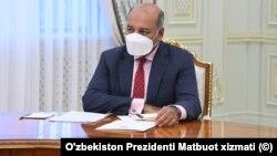O'zbekiston prezidentining maslahatchisi Suma Chakrabarti