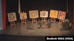 Virtuelna izložba slika u Domu kulture u Gračanici