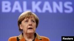 Nemačka kancelarka Angela Merkel (arhiva)