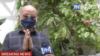 រូបឯកសារ៖ Former Khmer Krom monk Pang Sida អតីតព្រះសង្ឃខ្មែរកម្ពុជាក្រោម លោក ប៉ាង សុដា បានលេចមុខក្នុងបទសម្ភាសន៍កាលពីថ្ងៃទី៧ ខែកញ្ញា ឆ្នាំ២០២១ ជាមួយអង្គភាពព័ត៌មាន Fresh News ដែលស្និទ្ធនឹងរដ្ឋាភិបាល និងបានសារភាពថាលោកបានប្រព្រឹត្តអំពើអសីលធម៌ដែលធ្វើឲ្យប៉ះពាល់ដល់ព្រះពុទ្ធសាសនា។ (ថតពីទរទូរស្សន៍ Fresh News)