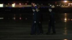 2012-03-14 美國之音視頻新聞: 奧巴馬在白宮接見卡梅倫