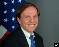 美国国务院助理国务卿迈克尔.波斯纳