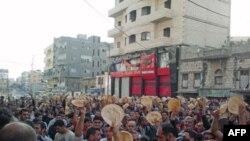Сирія почала виводити військові сили з міста Дараа