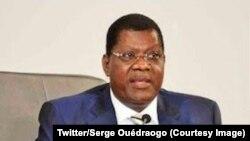 Youssouf Ouédraogo, l'ancien Premier ministre de Blaise Compaoré, (1992-1994) est décédé samedi matin à Abidjan, en Côte d'Ivoire, 18 novembre 2017. (Twitter/Serge Ouédraogo)