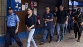 """Los 18 mexicanos tienen como cabecilla a Raquel Alatorre Correa, alias """"La Jefa"""", pero se han declarado inocentes."""