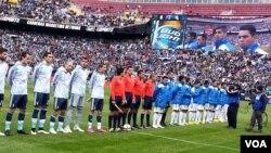 Sadarkaa FIFA-n kaaheetti Arjentiinaan 2essoo jirtii El Salvador 89essoo jirti