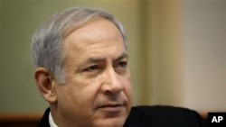 اسرائیلی وزیر اعظم بینجمن نتن یاہو