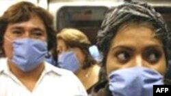 Вспышка летальной формы свиного гриппа в мире
