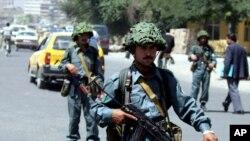 قوای امنیتی افغان آماده تامین امنیت روز انتخابات استند