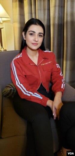 اداکارہ سارہ خان