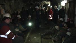 Minatorët e Trepçës pezullojnë grevën