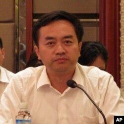 中共南京市纪委书记龙翔