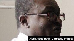 Jibril Abdelbagi, du Darfur Relief and Documentation Centre (DRDC)