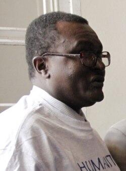 Jibril Abdelbagi joint par Jacques Aristide