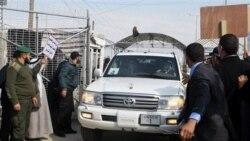 اعتراض فلسطینیان به ورود دبیرکل سازمان ملل به غزه