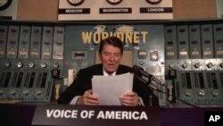 Reagan VOA