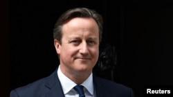 Qorshahan waxaa ku dhawaaqay ra'iisul wasaaraha Britain David Cameron.