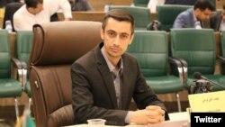 مهدی حاجتی ۳۹ ساله، عضو شورای پنجم شهر شیراز