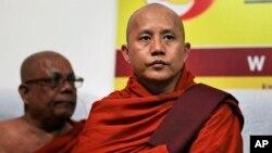آشین ویراتو، راهب تندرو بودایی