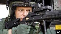 Snajperista britanske vojske koji će učestvovati u obezbeđivanju Letnjih olimpijskih igara