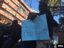 People are demanding that the Zimbabwe Electoral Commission should this year hold free, fair and credible elections.