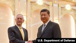 专家视点(马海兵):马蒂斯中国行,以军事促贸易?