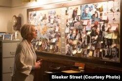 Helen Mirren stars as Col. Katherine Powell in Gavin Hood's EYE IN THE SKY, a Bleecker Street release.