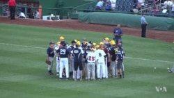 Unity Replaces Division at Congressional Charity Baseball Game