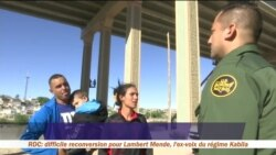 Le travail difficile des agents de l'immigration à la frontière américaine