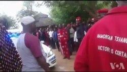 Thousands of People Attend Morgan Tsvangirai Burial