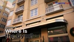 Lesson 6: Where Is the Gym?