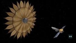 Як науковці НАСА використовують японське мистецтво оріґамі. Відео